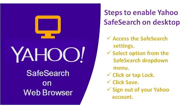 yahoo safe search