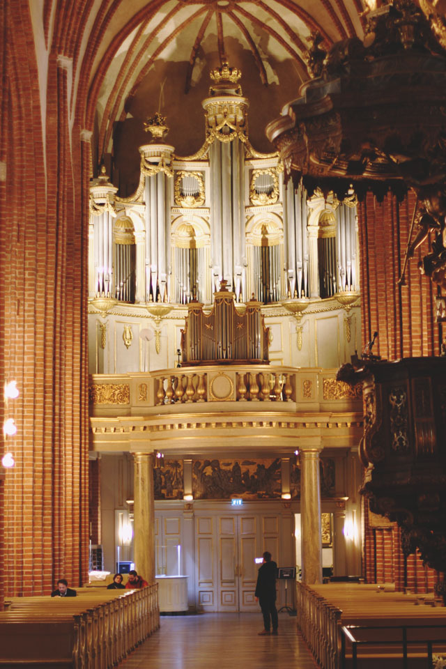Stockholm Cathedral Organ