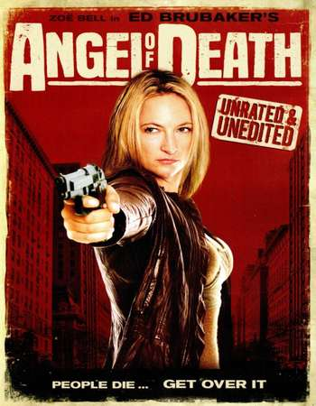 Poster Of Angel of Death 2009 Hindi Dual Audio 120MB UNRATED HDTV HEVC Mobile ESubs Free Download Watch Online downloadhub.net