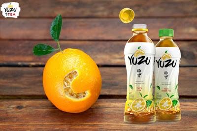 Manfaat Luar Biasa Minuman Buah Menyegarkan Yuzu