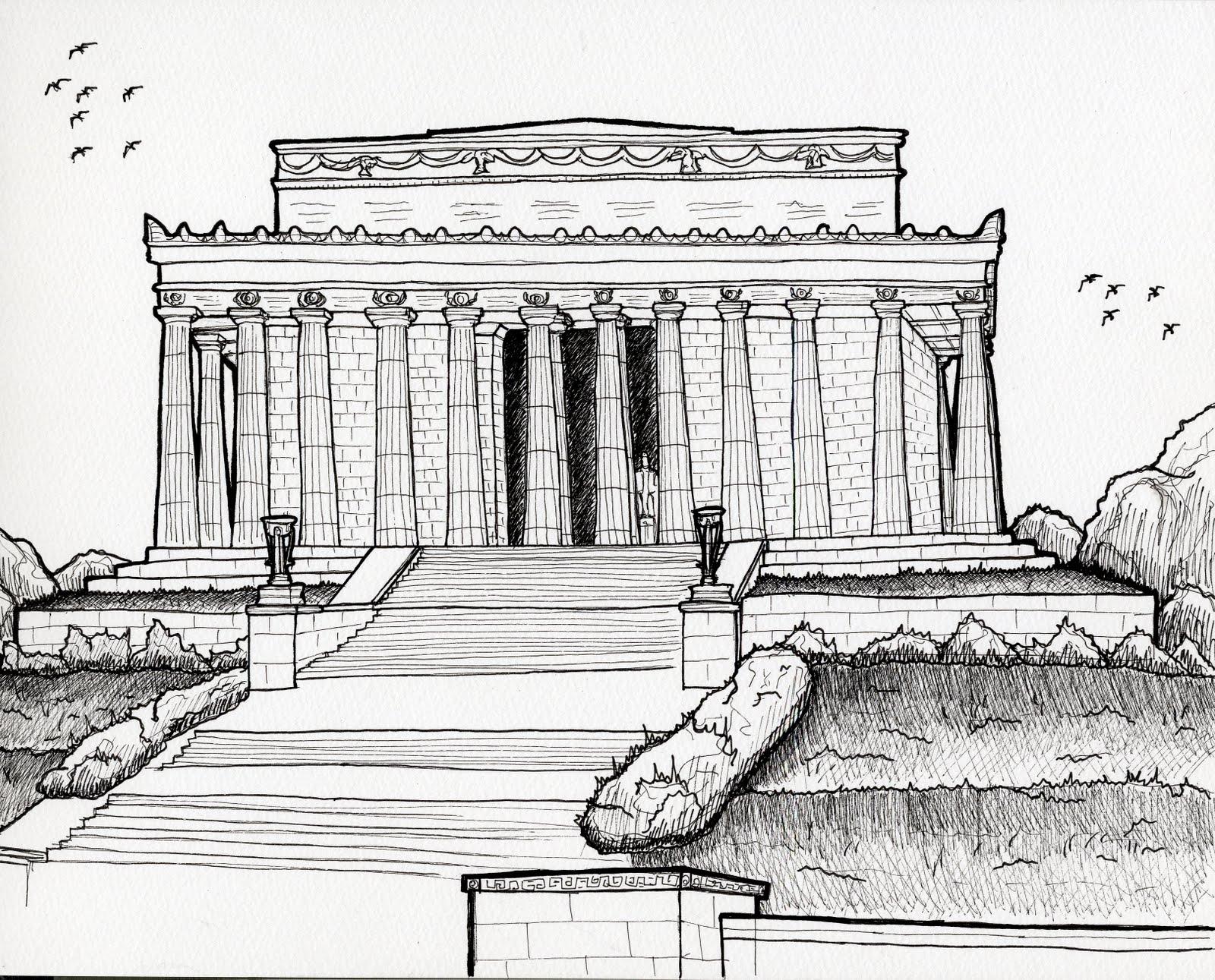 Urban Sketchers Washington Dc September