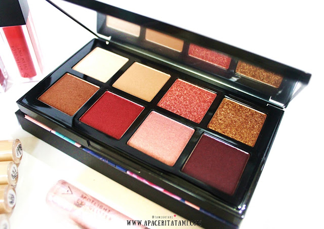 Althea Makeup Box-Eye Palette Sunrise & Moonrise