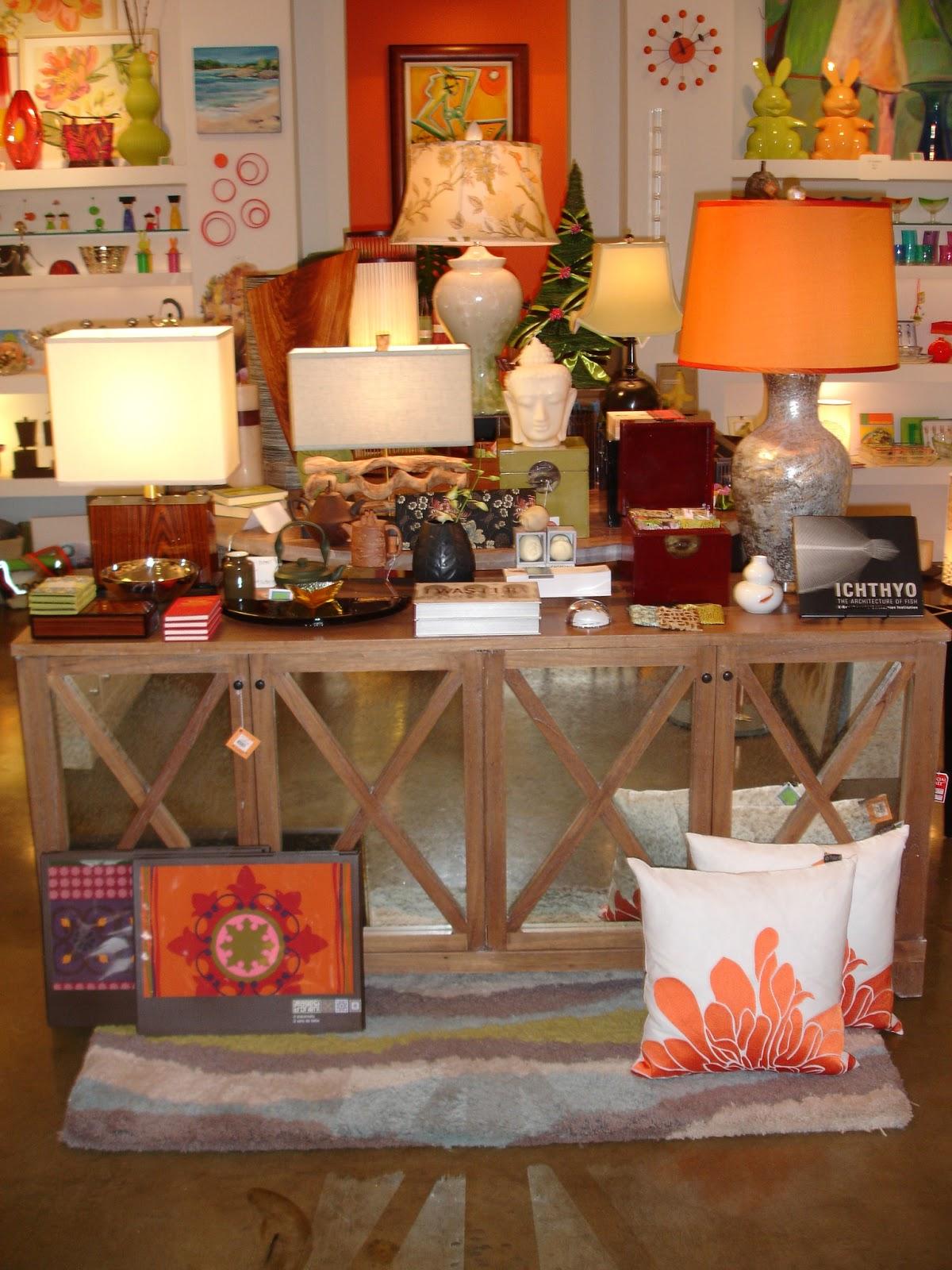 decor accessories accents elegant orange contemporary unique futuristic luxury 2304 decorelated