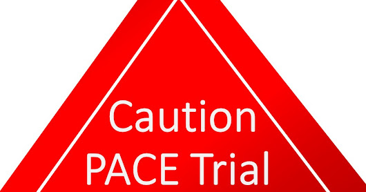 Supporting Dr Myhill's PACE Trial complaint to the GMC