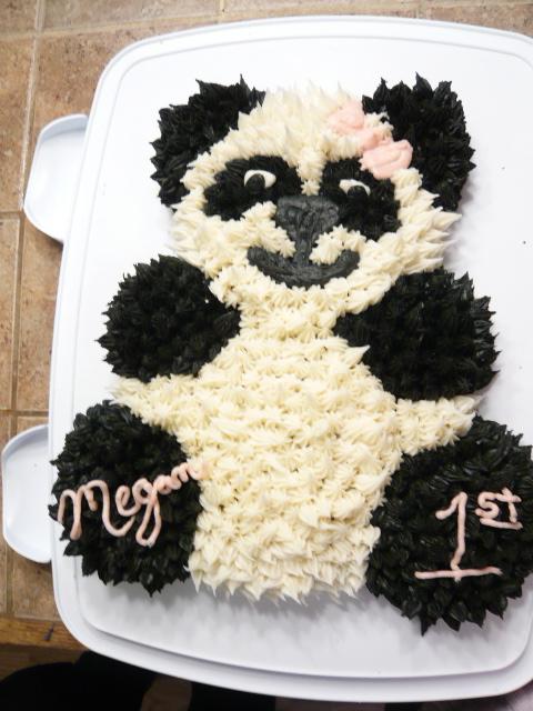 Panda Bear Cake Pan