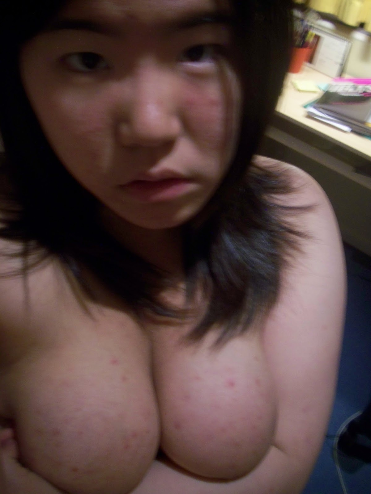 Ugly  Chubby Korean Camwhore Girls Really Disgusting -2002