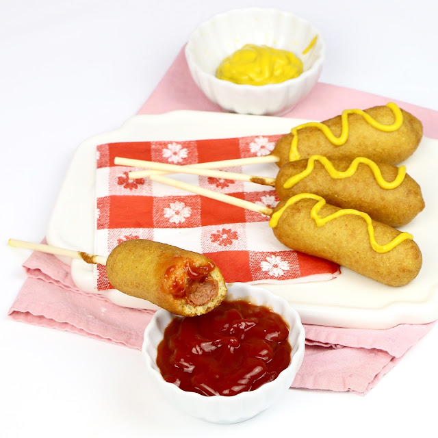 Can You Make Corn Dogs With Pancake Mix