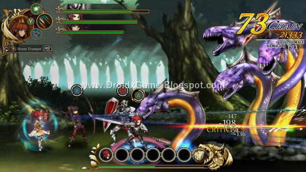 Download Game RPG PC Ringan Fallen Legion+