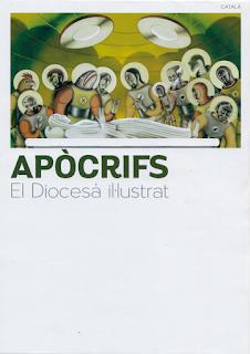 Apocrifs en el Museu Diocesano de Palma comic expo