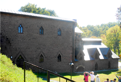Historic Cornwall Iron Furnace