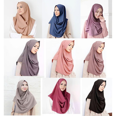 Hijab instan phasmina