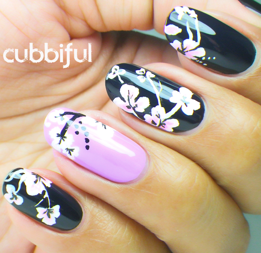 tropical flowers inspired by @kimiko7878