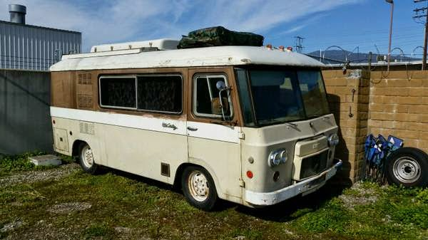 Used RVs 1966 Clark Cortez RV For Sale by Owner