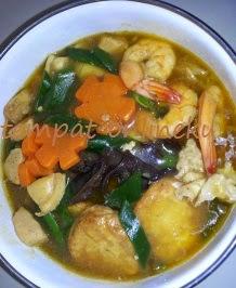 resep sapo tahu szechuan oriental