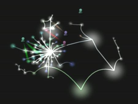 Software Version Control Visualization - Gource