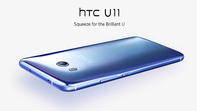 HTC U11 primește actualizarea la Android Oreo 8.0 în Europa