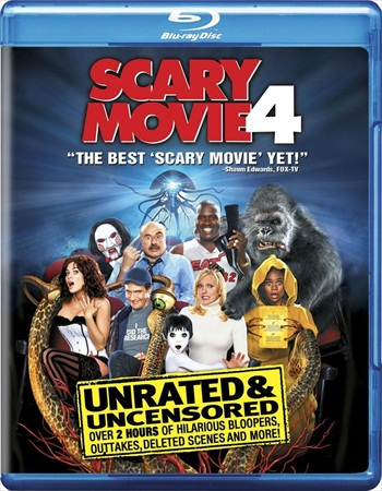 Scary Movie 4 (2006) Dual Audio Hindi Bluray Movie Download