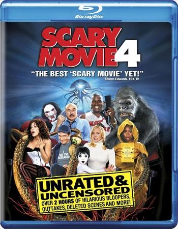 Scary Movie 4 (2006) Dual Audio Hindi Bluray Movie Download