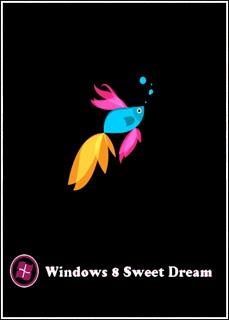 Windows 8 Sweet Dreams Ghost x64o