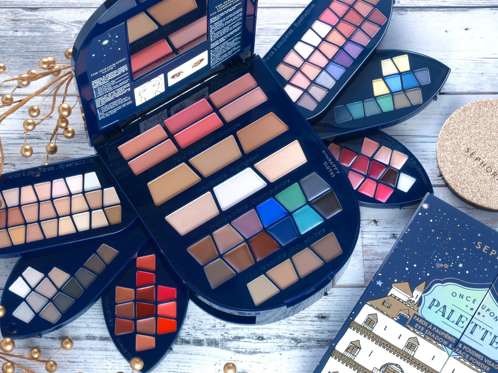 Sephora Collection Holiday 2018 | Once Upon A Blockbuster