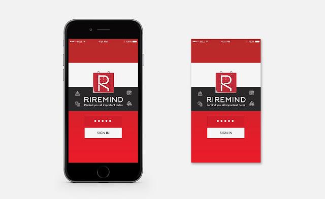 https://www.behance.net/gallery/53875685/RIREMIND-App-part-2-Custom-Project-UX-Design-FLOW