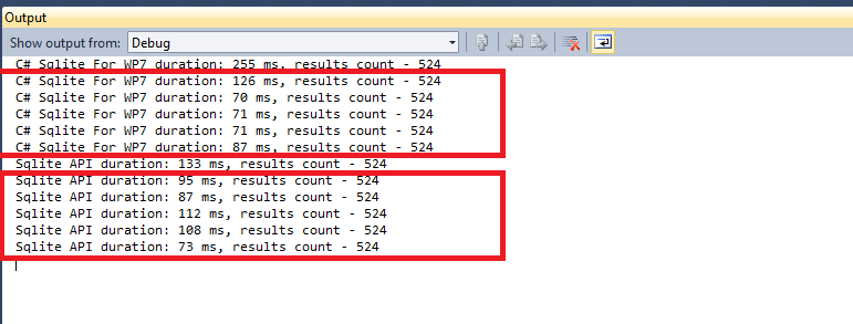 Attaching multiple sqlite databases in WP7 | Awkward Coder