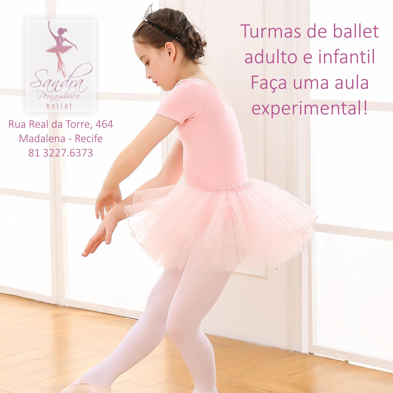 8a031d309a Gazeta da Torre  Ballet  Dança corrige a postura