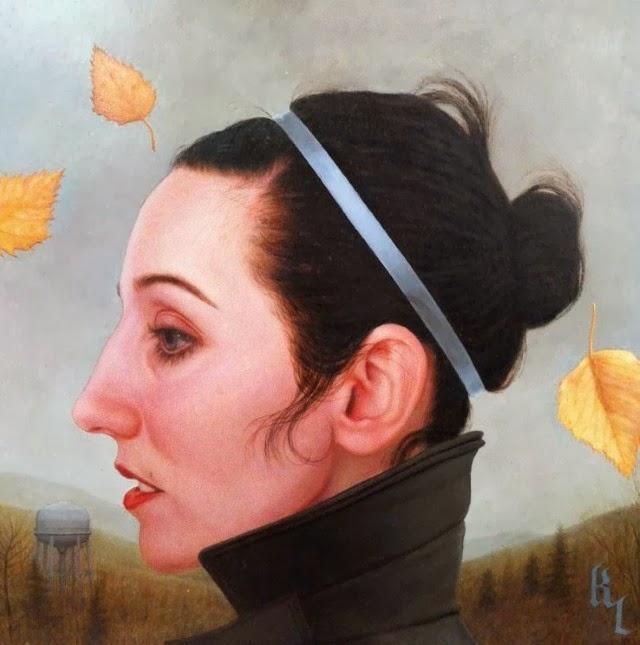 Американский художник. Kurt Lewis