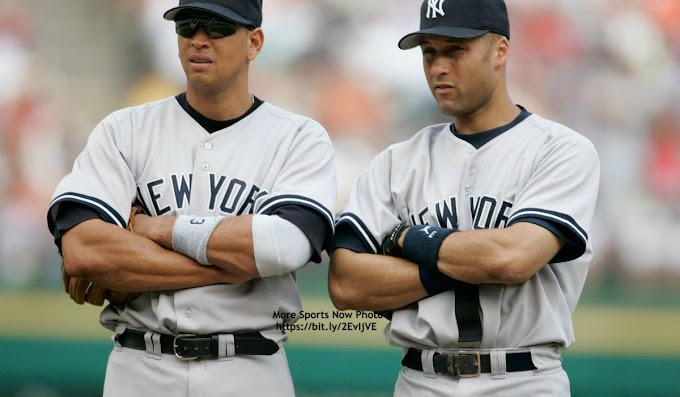 Jeter and A-Rod: Yankee Greats Pursue Record Numbers