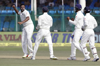Indian Victory Almost Certain in 500th Test