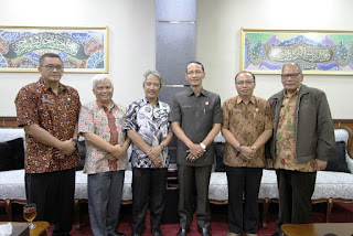 Kunjungan Wakil Bupati Temanggung ke Mataram