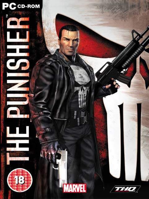 تحميل لعبة The Punisher مضغوطة برابط واحد مباشر كاملة مجانا