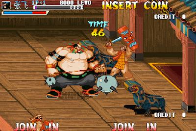 街機:三國戰紀正宗2007,無限連擊、每個場景都有Boss的變態修改版!
