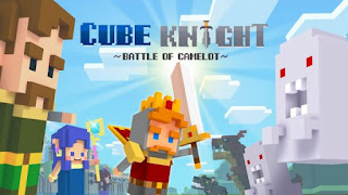 Cube Knight: Battle of Camelot Apk v2.06 (Mod Money) for Android