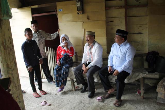 Bupati Pidie Menghadiri Khanduri Syuhada Korban Konflik