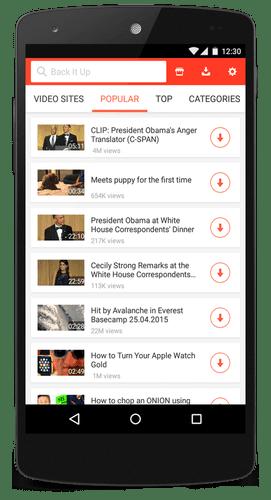 SnapTube VIP – YouTube Downloader HD Video Final v4 44 1 4442101 APK