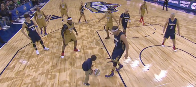 Jarrius Robertson Steals the Show at the NBA All-Star Celebrity Game! (VIDEO)