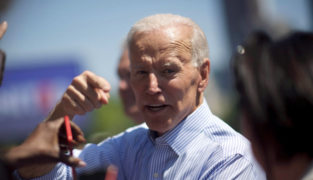 Biden Flips on the Hyde Amendment
