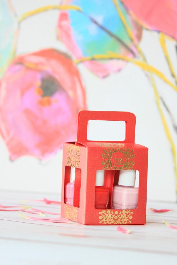 Valentine's Gift Ideas - Valentine's Manicure