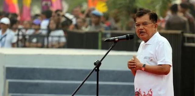 JK Minta Maaf Target Dari Jokowi Meleset