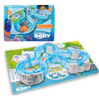 Jouet Le monde de Dory, le parcours aquatique