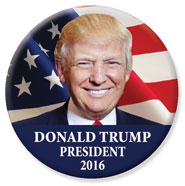Donald Trump is the 45th President of the United States of America