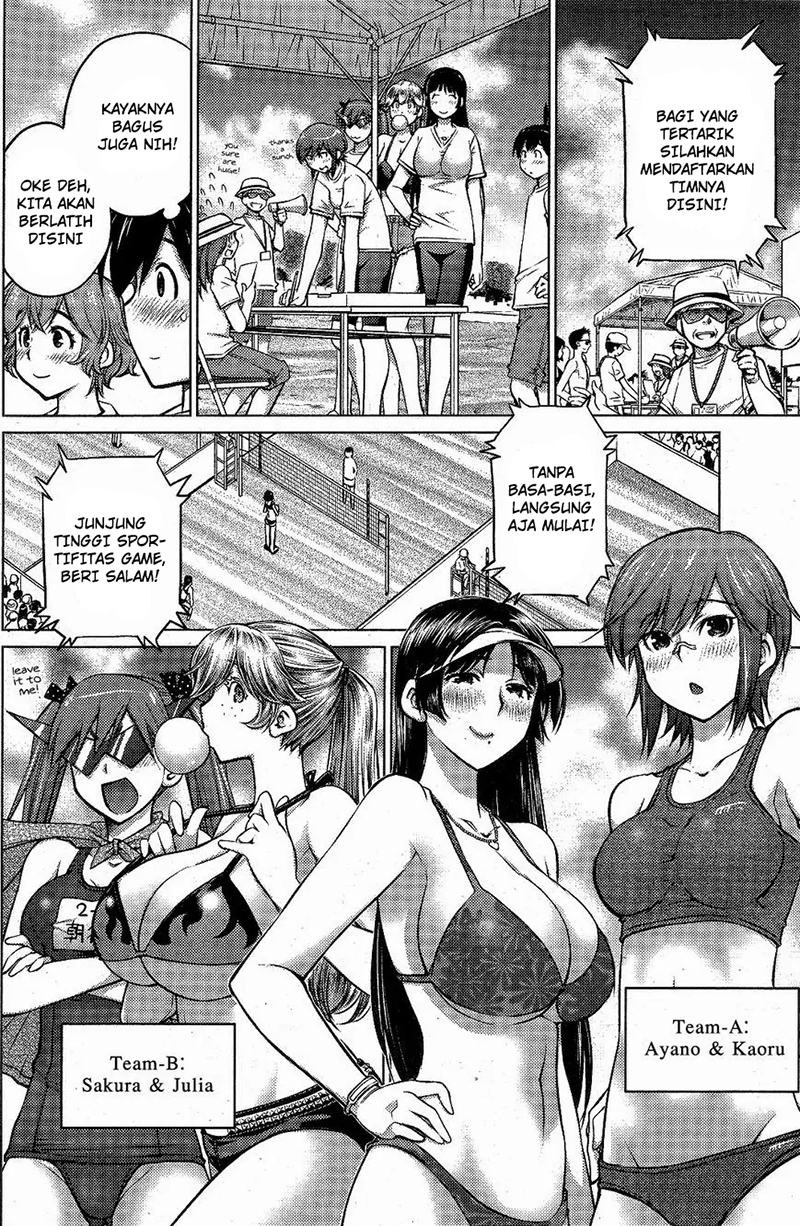 Ookii Onnanoko wa Daisuki Desu ka?-indonesia