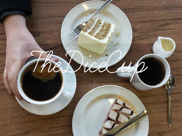 New Vegan Friendly Board Game Cafe In Nottingham, The Dice Cup.
