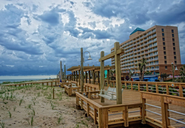 Carolina Beach Courtyard by Marriott Resort