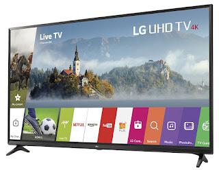 LG Electronics 49UJ6300 49-Inch
