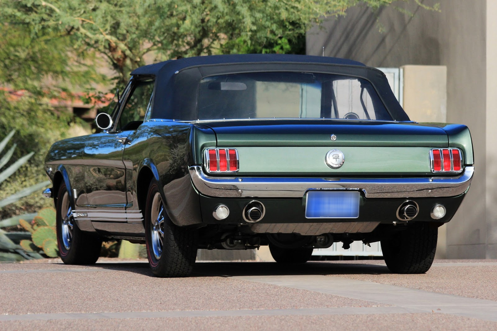 1966 mustang 289 hipo k code convertible for sale on www bringatrailer com · www virginiaclassicmustang com