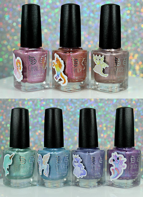Grace-Full Nail Polish Once Upon a Dream Collection