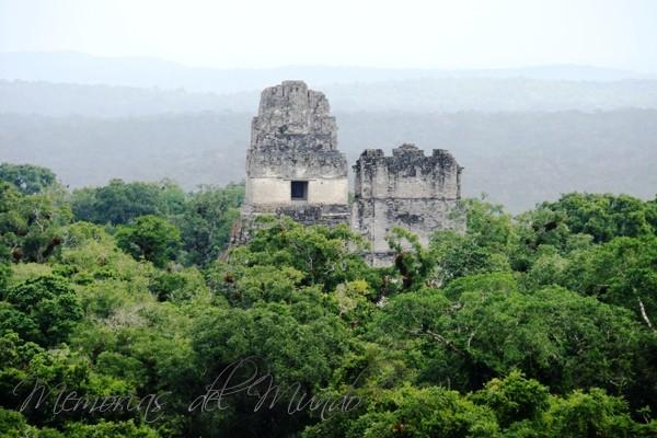 Excursión de un dia a Tikal
