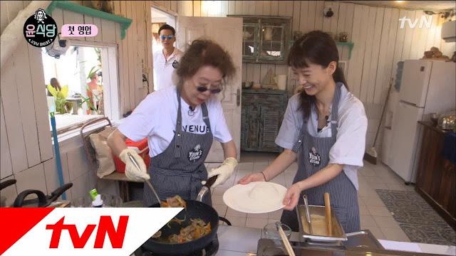 尹食堂-尹餐廳-第二集收視狂飆將破10% 魅力無限